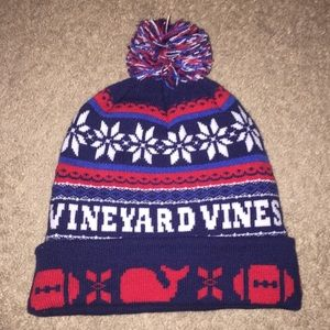 Winter Vineyard Vines Beanie
